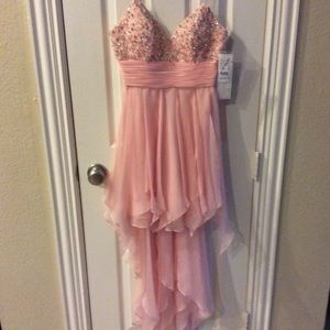 EVENING BALL GOWN PARTY PROM BRIDESMAID DRESS
